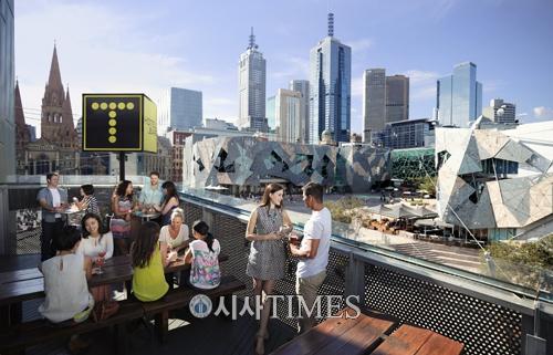 호주 멜버른, '세계에서 가장 친절한 도시' 선정
