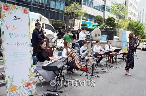 크로스 국악뮤지션 '애랑', 청년 국악전문연주자 모집