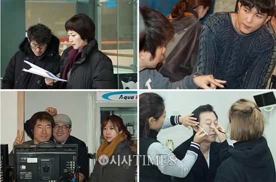 가족 드라마 '그날의 기억' 내일 개봉…현장 스틸 공개