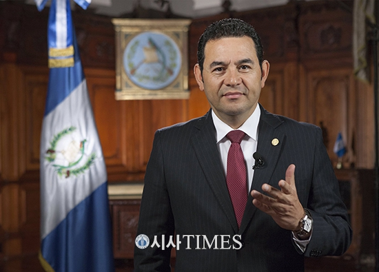 [Exclusive Interview] Guatemala President, Trump President Invited to the National Breakfast Prayer Meeting and White House