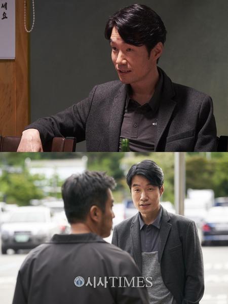 배우 송영규, 영화 '극한직업' 속 카리스마+코믹 오가는 신스틸러!