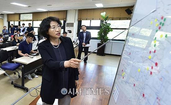 인천 '붉은 수돗물', 송수관로 등 급수계통보다 일부 수용가의 탁도 다소 높아