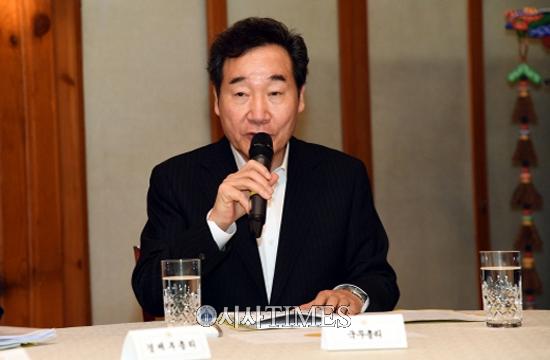 """이낙연 """"日 부당조치 원상회복하면 지소미아 재검토 가능하다"""""""