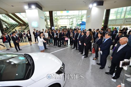 국제전기차엑스포, 주요 프로그램 시기‧장소 '분산‧비대면' 도입 주목