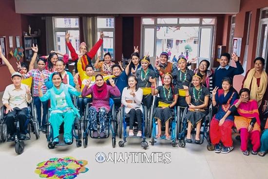 밀알복지재단, 네팔 장애인 자립 돕는 크라우드 펀딩 진행