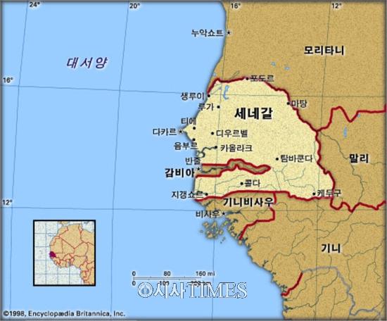 영원한 KOICA man 송인엽 교수 [나가자, 세계로! (66)] 38. 세네갈(Senegal)