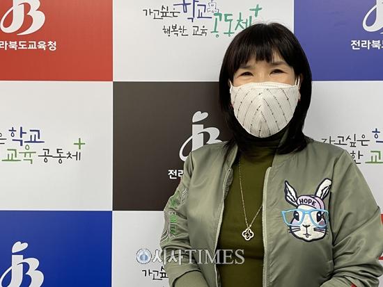 전북교육청 김은희 장학사, 코로나19 위기극복 숨은 영웅