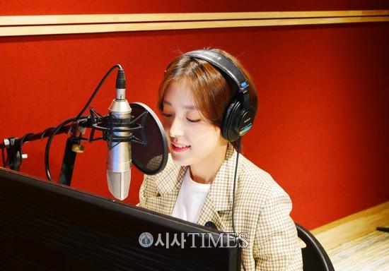 배우 이세영, 장애인식 개선 오디오북에 목소리 기부
